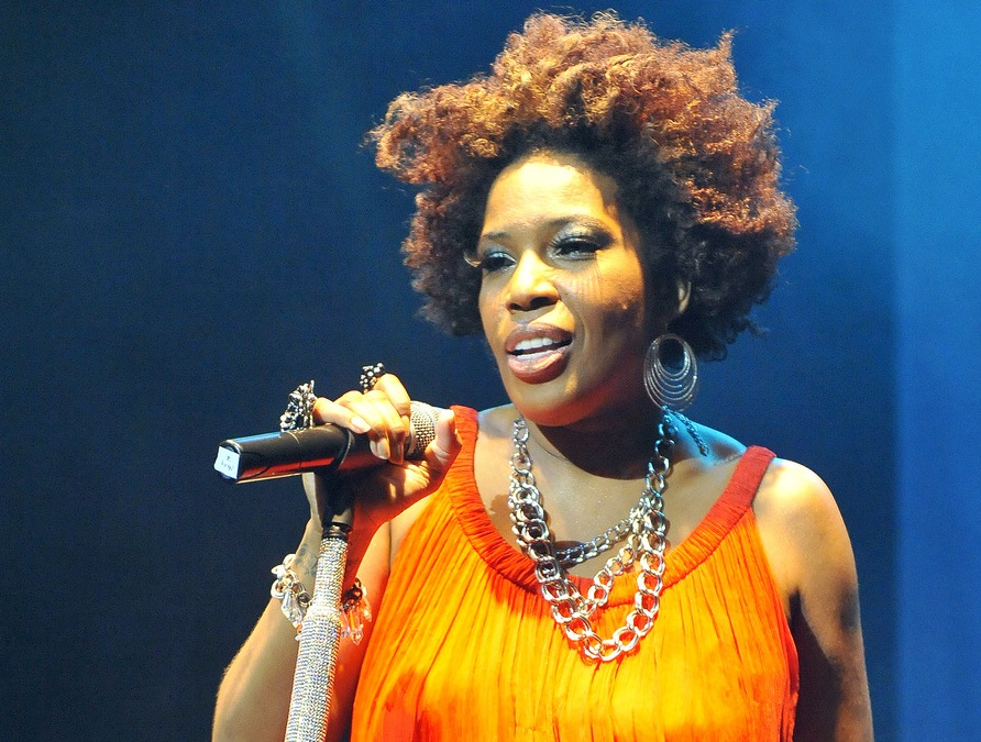 Macy Gray zaśpiewa w Poznaniu