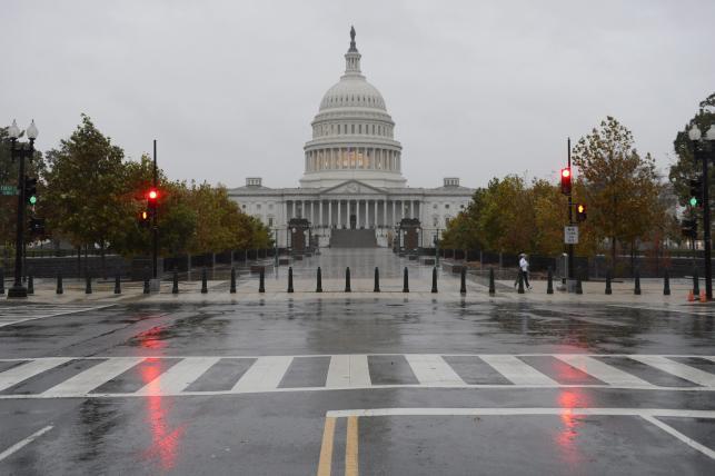 Huragan Sandy nad Waszyngtonem