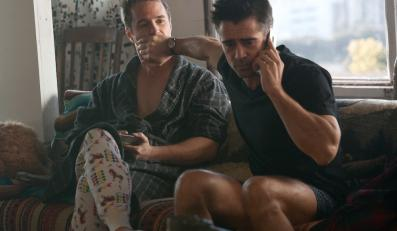 """Colin Farrell i Sam Rockwell w filmie """"7 psychopatów"""""""