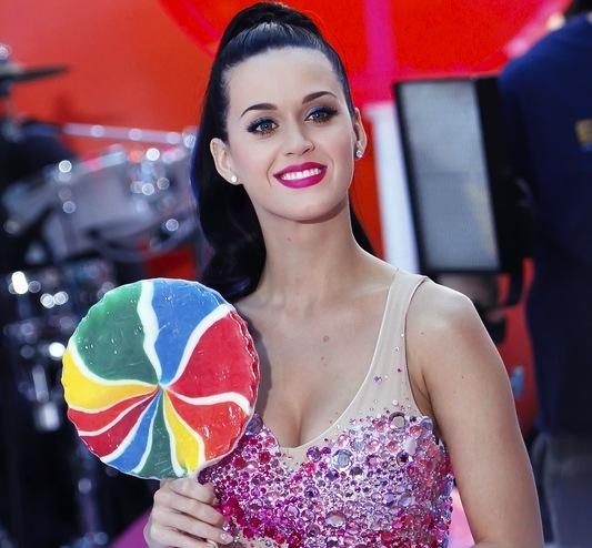 Katy Perry marzy o Oscarze