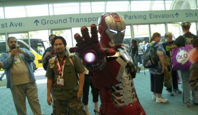 """Comic-Con. Epizod V: Fani kontratakują"" ku chwale popkultury"