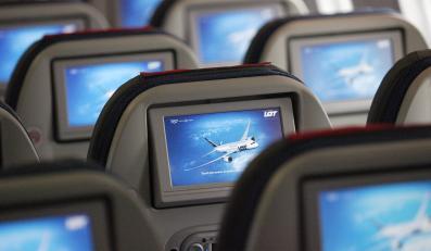Boeing 787 Dreamliner w Gdańsku