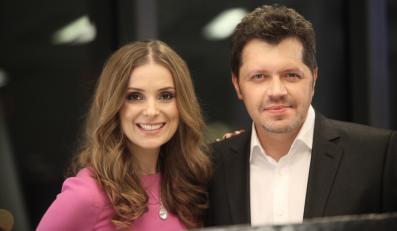 """Halina Mlynkova i Krzysztof Kiljański śpiewają dla """"Podejrzanych zakochanych"""""""