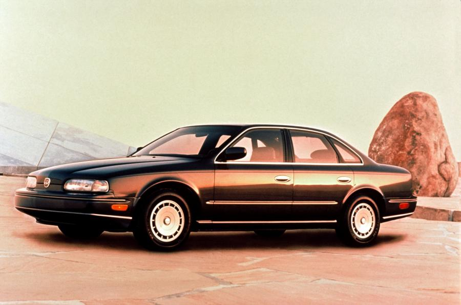 Infiniti Q45 z 1989 roku