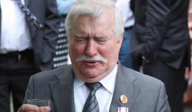 Wałęsa: Chciałem pobalować u prezydenta