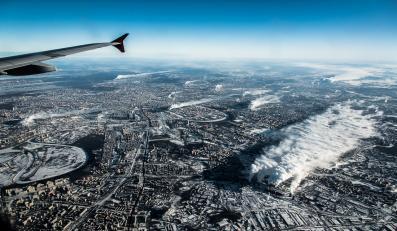 Moskwa z lotu ptaka, fot. Kiriłł Umrikhin