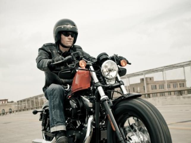 Nowy Harley! Sposób na seks w Polsce