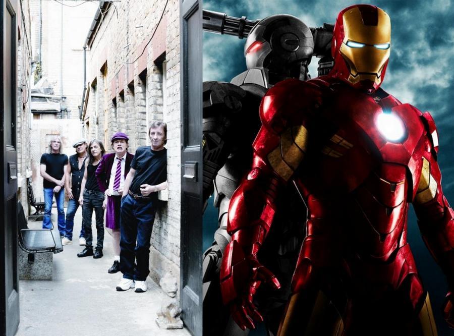 Rockmeni z Antypodów grają Iron Manowi