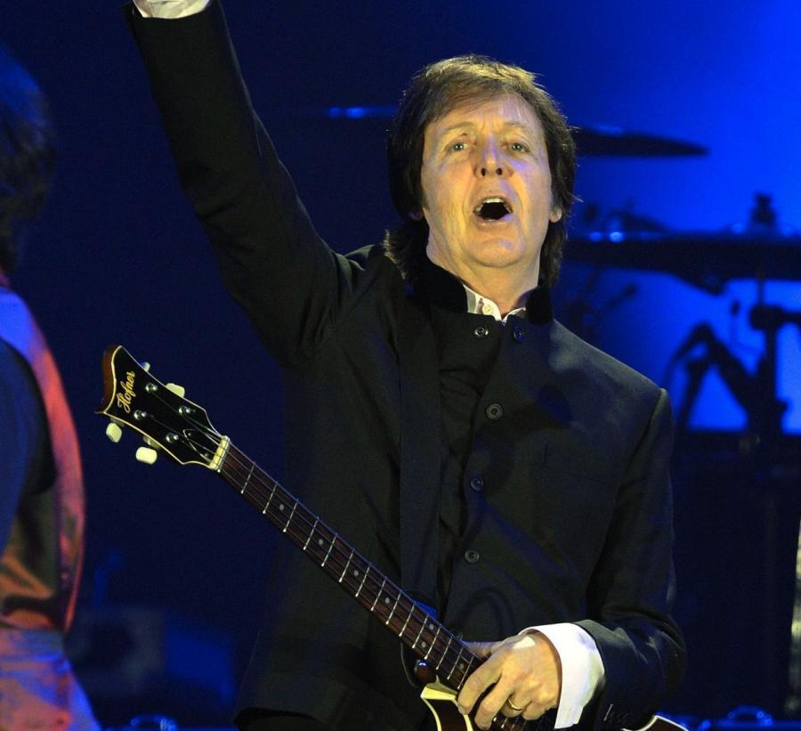 Paul McCartney zaśpiewał w nowoorleańskim tramwaju