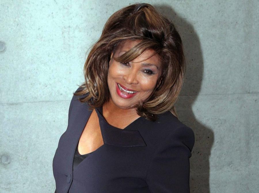 Tina Turner w wieku 73 lat trafiła na okładkę \
