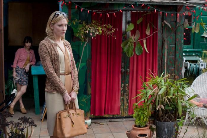 Cate Blanchett niepewna \
