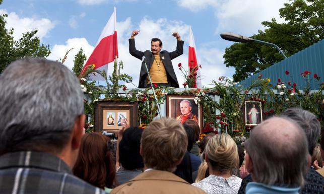 """""""Wałęsa: Człowiek z nadziei"""" spełnił pokładane w nim nadzieje"""