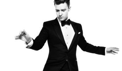 Justin Timberlake na szczycie UK Charts