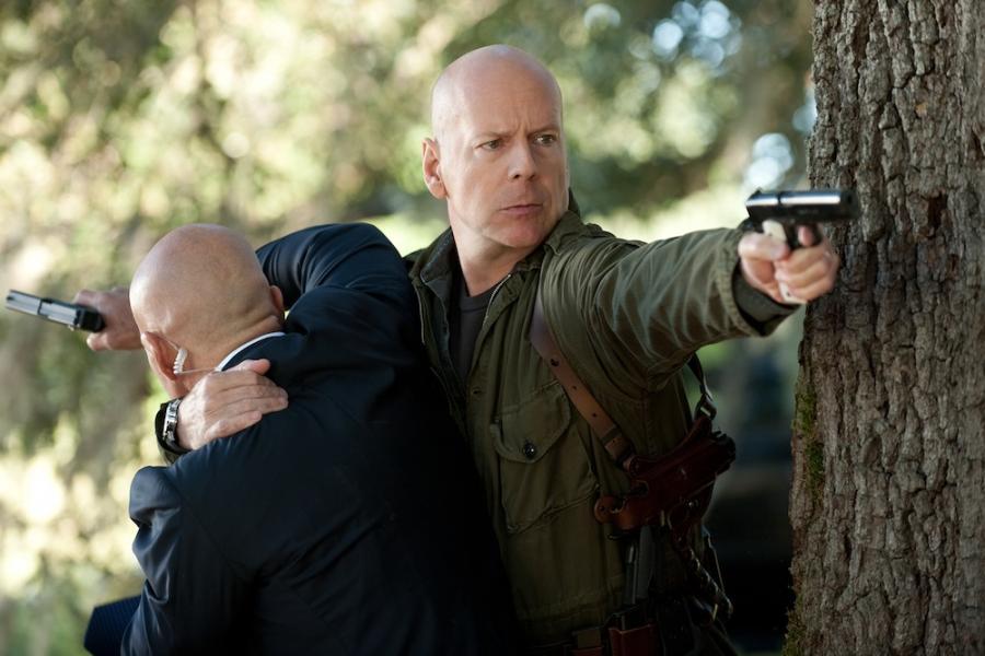 Bruce Willis w filmie \