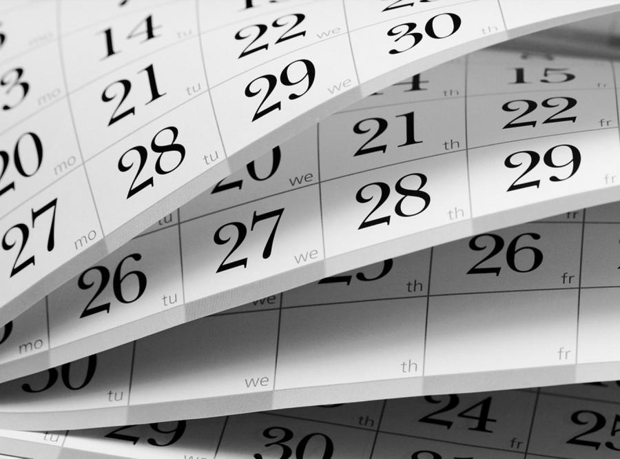 Wydawcy kalendarzy muszą poczekać