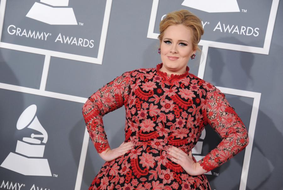 Adele współpracuje z producentami Florence Welch