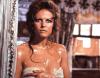 """Claudia Cardinale w filmie """"Pewnego razu na Dzikim Zachodzie"""""""