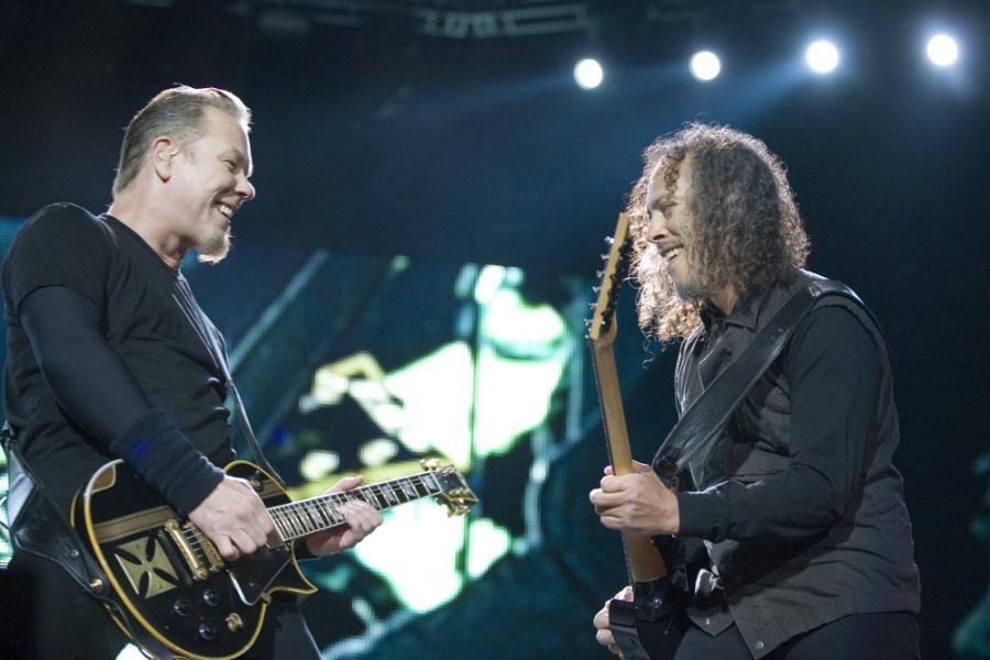 Trójwymiarowa Metallica po wakacjach