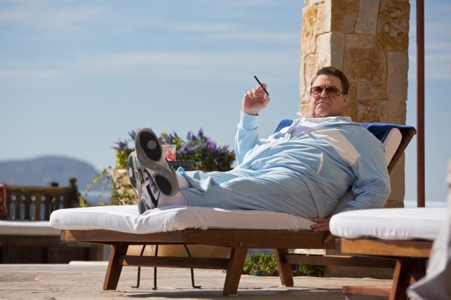 """John Goodman w filmie """"Kac Vegas 3"""""""