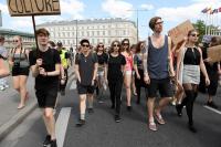 Marsz Szmat w Warszawie