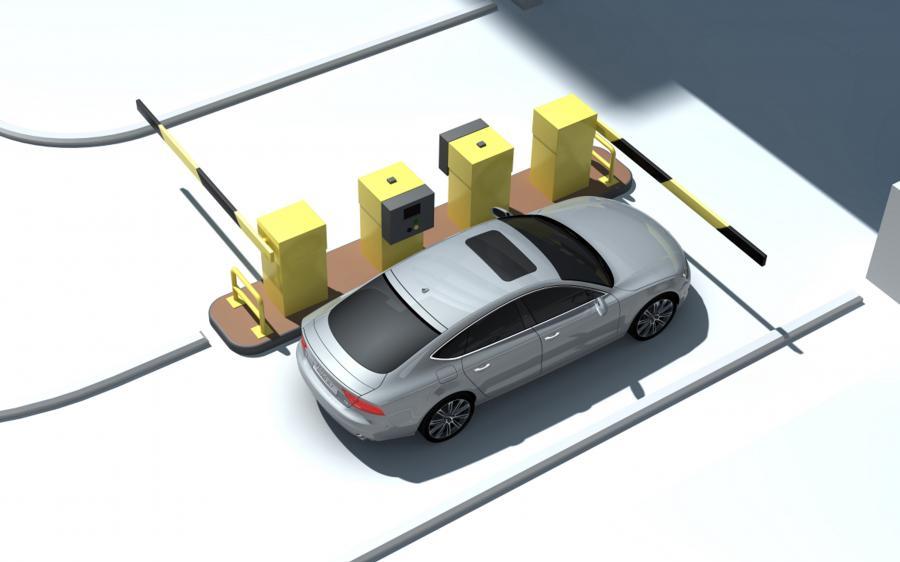 Audi connect - elektroniczne opłaty parkingowe