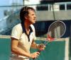 Wojciech Fibak u szczytu kariery sportowej