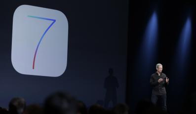 Nowy system operacyjny Apple'a