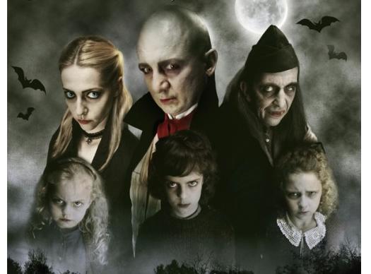 Mazurska kołysanka polskich Addamsów