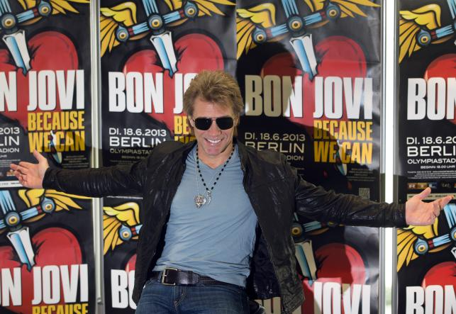 "Bon Jovi w trasie ""Because We Can"""