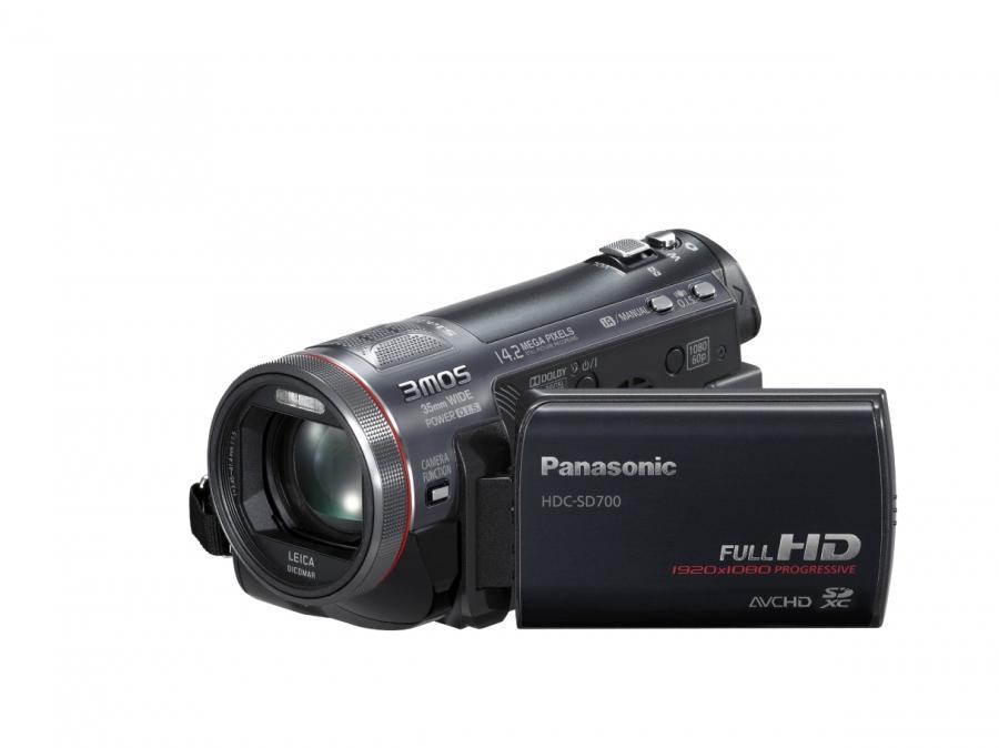 Nowe kamery FullHD od Panasonica