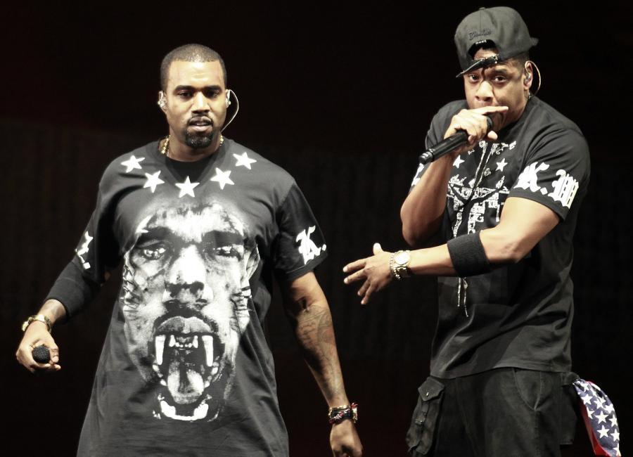 Jay-Z i Kanye West – mistrzowie autopromocji