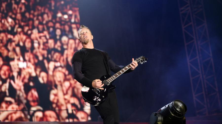 Metallica będzie gwiazdą Sonisphere