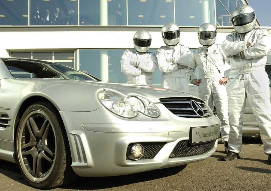Wiemy, kim jest tajemniczy Stig z Top Gear