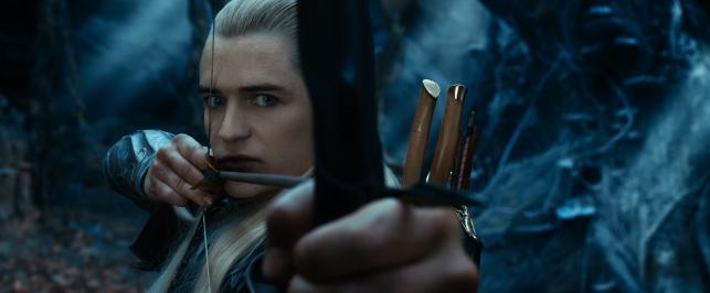 """1. """"Hobbit: Pustkowie Smauga"""" – 1160373 widzów"""
