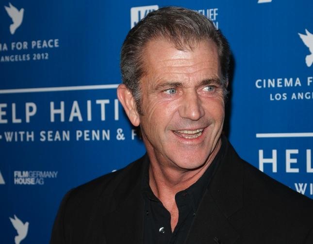 Mel Gibson nowym \
