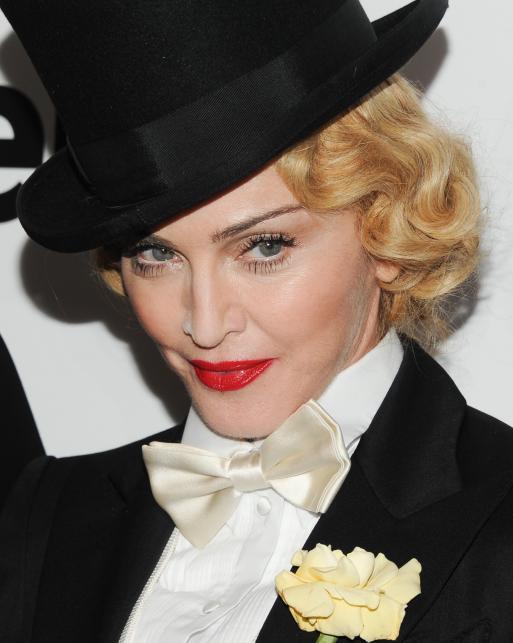 1. Madonna – 125 milionów dolarów