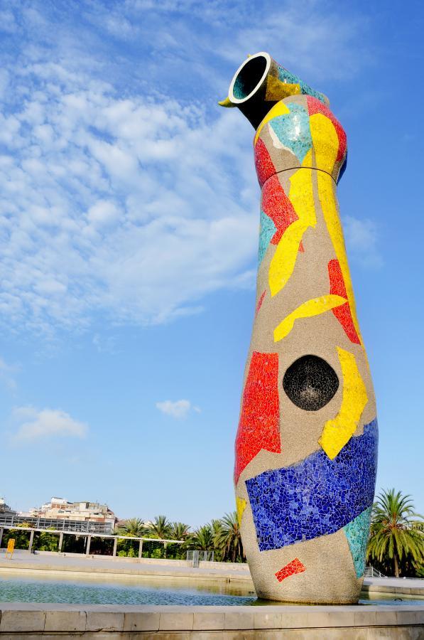 Barcelona - Fundacja Joana Miro