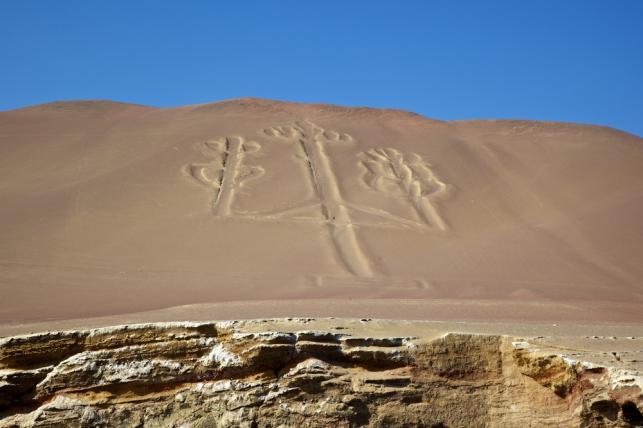 Tajemnicze rysunki na płaskowyżu Nazca w Peru