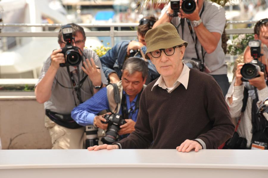 Honorowy Złoty Glob dla Woody\'ego Allena