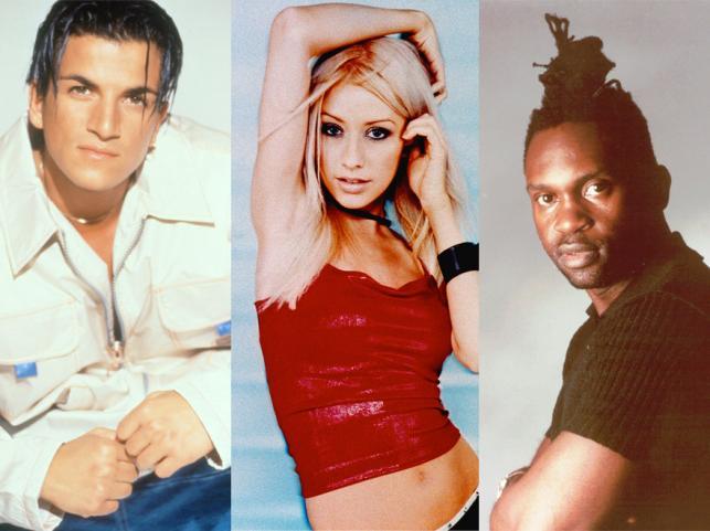 Gwiazdy lat 90. wczoraj i dziś