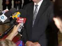 Prezydent Bronisław Komorowski na premierze filmu Wałęsa: Człowiek z nadziei
