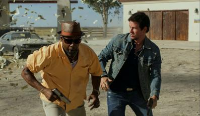 "Mark Wahlberg i Denzel Washington w filmie ""Agenci"""