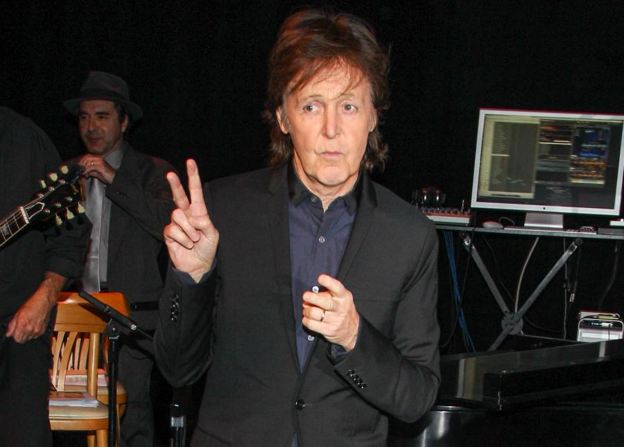 Paul McCartney: Przypatrzcie się historii