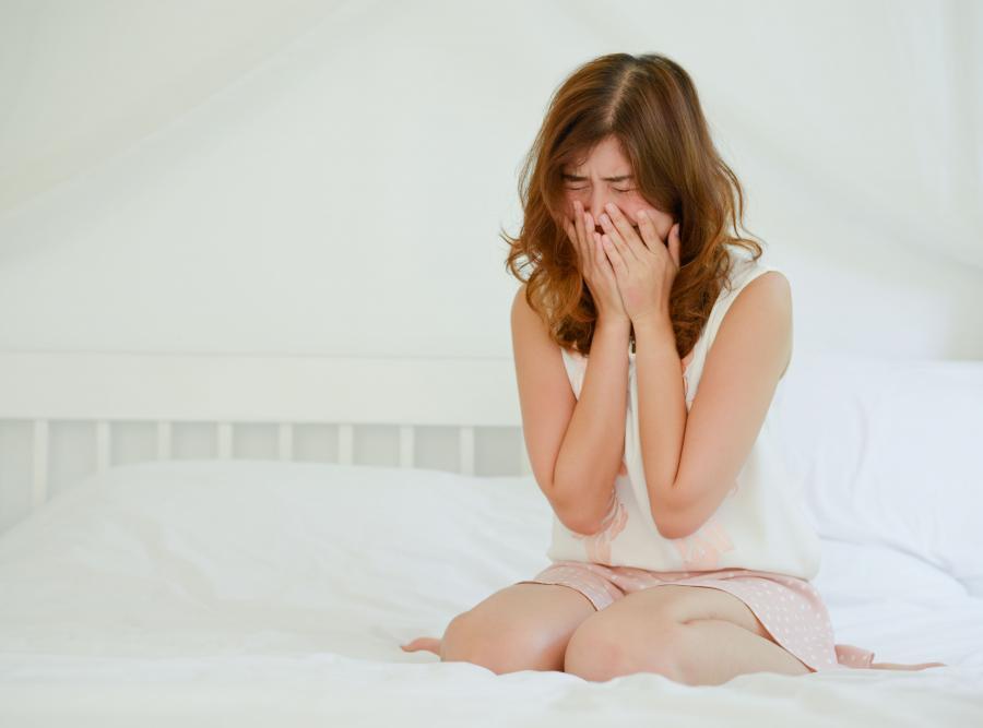 Seks pomaga opanować depresję