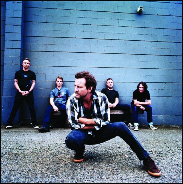 15 października ukazał sięnowy album Pearl Jam
