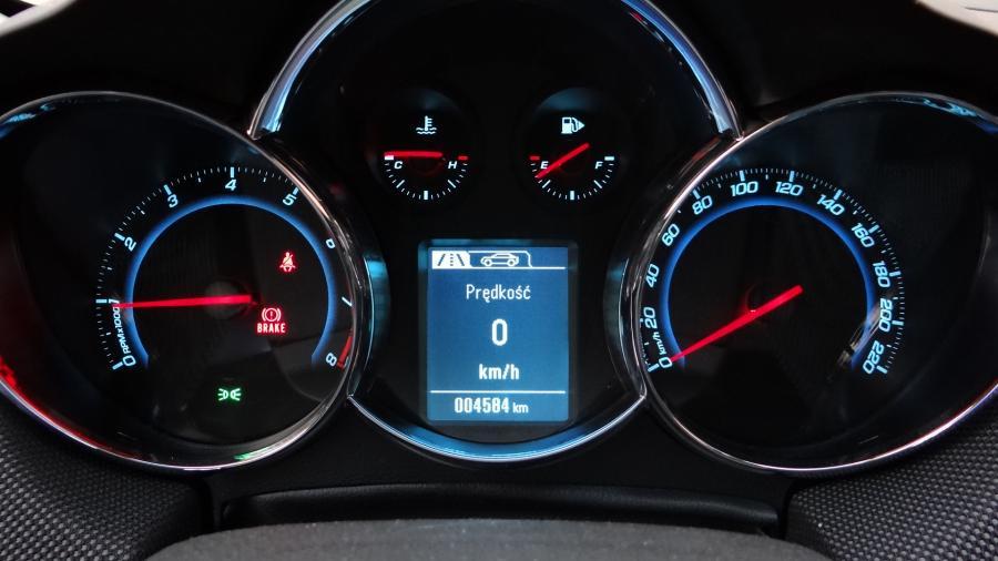 Chevrolet cruze LPG
