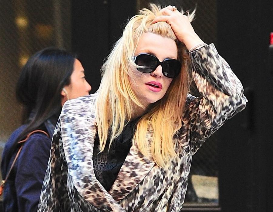 Courtney Love wydaje autobiografię
