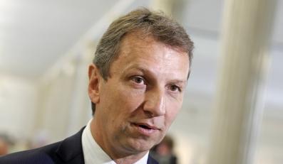 Szef mazowieckiej PO Andrzej Halicki