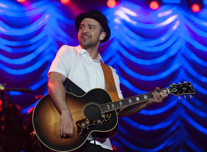 7. Justin Timberlake –63,5 mln dolarów