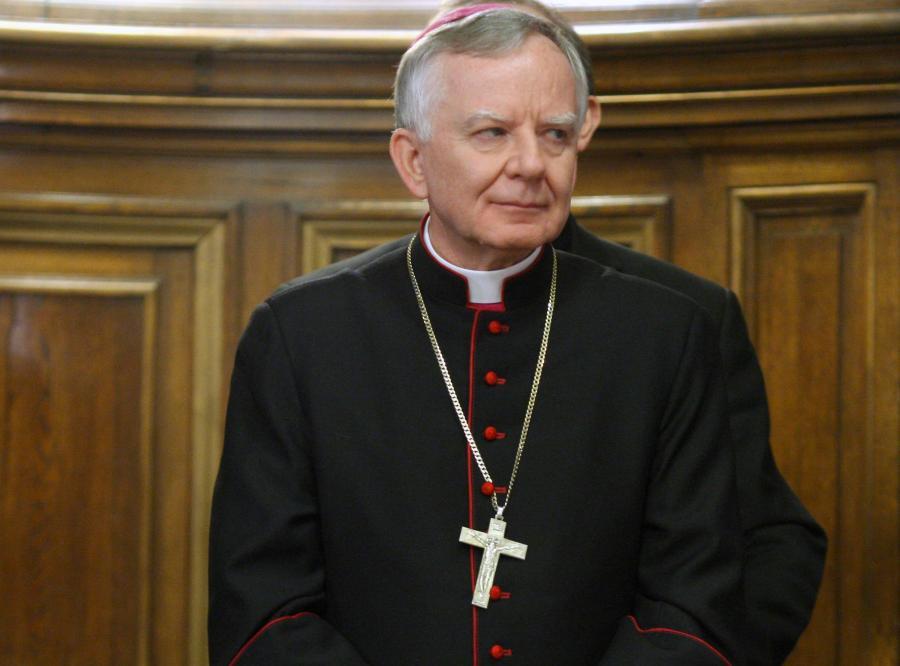 Arcybiskup Marek Jędraszewski